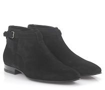 Stiefeletten Boots London 20 Veloursleder rahmengenäht