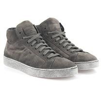 Sneaker Mid High 20532 Veloursleder