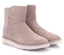 Boots Abree Mini Wildleder Flieder