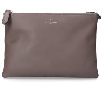 Handtasche 3 ZIP BAG Kalbsleder
