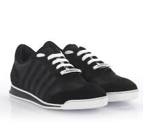 2 Sneaker New Runner Veloursleder