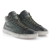 Sneaker Mid High 20532 Nappaleder finished