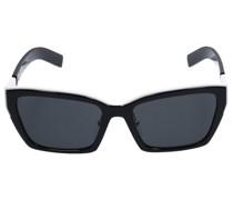 Sonnenbrille Squared SPR14X Acetat weiß