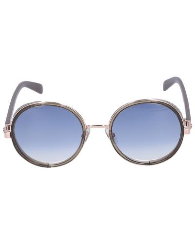 Sonnenbrille Round ANDIE J7QJ6 Metall grau