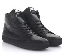 Sneaker High leder