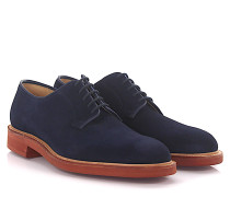 Derby Lamont 2 Veloursleder Goodyear Welted