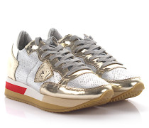 Keilsneaker Tropez Pretty Low Leder gold metallic