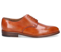 Businessschuhe Derby 5310 Kalbsleder cognac
