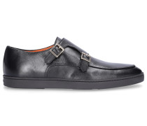 Monk Schuhe 16384 Kalbsleder