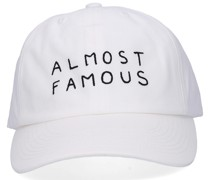 Snapback Cap ALMOST FAMOUS Baumwolle Stickerei