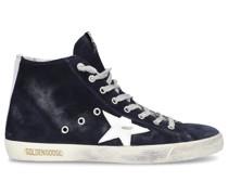 Sneaker high FRANCY Veloursleder