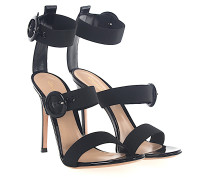Sandalen RYA Stretch Lackleder