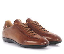 Sneaker AMG 13831 Leder braun finished