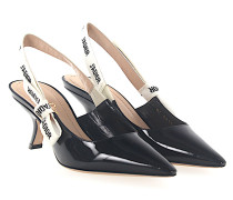 Slingpumps J'A Lackleder
