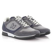 Sneaker H198 Veloursleder