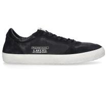 Sneaker low LAKERS VINTAGE Kalbsleder Logo