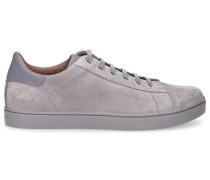 Sneaker low LOW TOP Kalbsvelours Ziernaht