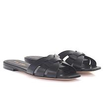 Sandalen Nuped 05 Leder black