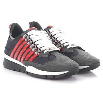 2 Sneaker 251 Nubukleder Hightech-Jersey