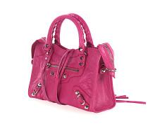 Schultertasche Handtasche CLASSIC MINI CITY Leder