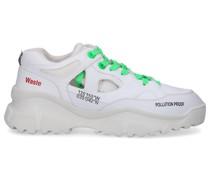 Sneaker low FWS340 Eco Nappaleder Logo