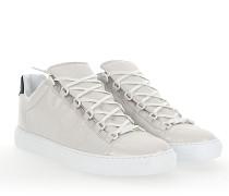Sneaker ARENA Leder cremeweiss crinkled