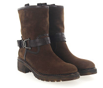 Stiefeletten Boots 585 Veloursleder