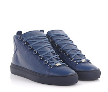 Sneakers Arena High Leder crinkled