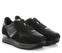 Sneakers H222 Plateau Leder