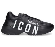 Sneaker low D24 Kalbsleder