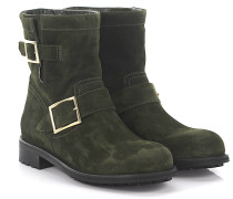Stiefeletten Youth Veloursleder