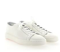 Sneaker 14387 Leder weiss