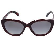 Sonnenbrille D-Frame SPR16X acetat rot
