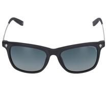 Sonnenbrille D-Frame 042-11 Acetat schwarz