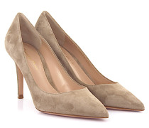 Pumps GIANVITO 85 Veloursleder