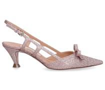 Slingpumps ALBERTA Glitter rosé