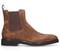 Chelsea Boots 17759 Veloursleder