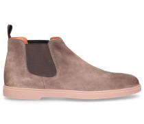 Chelsea Boots 16168 Veloursleder