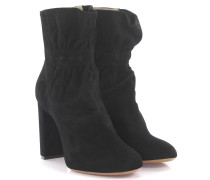 Ankle Boots Velourseder