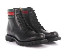 Stiefeletten Boots Leder -Details