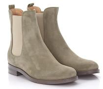 Stiefeletten Boots 7838 Veloursleder