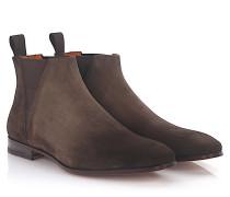 Chelsea Boots 14849 Veloursleder finished rahmengenäht