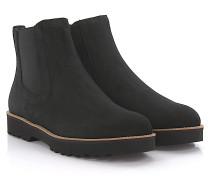 Ankle Boots H259 Veloursleder