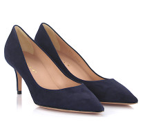 Pumps 7169 Veloursleder