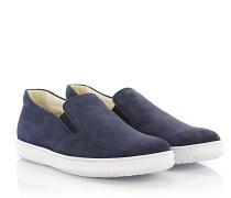 Sneakers Slip On H168 Veloursleder
