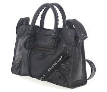 Schultertasche Handtasche CLASSIC CITY S Lammleder