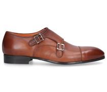 Monk Schuhe 14549 Kalbsleder