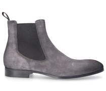 Chelsea Boots 13414 Veloursleder anthrazit
