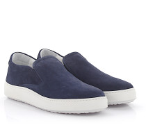 Sneaker H302 Slip On Veloursleder