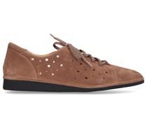 Sneaker low 9164 Veloursleder
